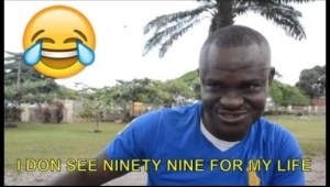 Video: Nollywood Short Comedy - i Don see Ninety Nine for My Life